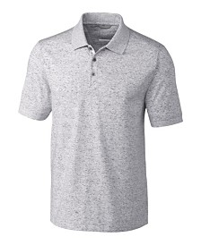 Cutter and Buck Men's Big and Tall Advantage Space Dye Polo