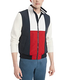 Men's Colorblock Yacht Vest
