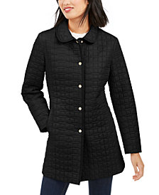 Kate Spade New York Quilted Jacket