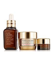 에스티로더 리페어 리뉴 3피스 스킨 세트 Estee Lauder 3-Pc. Repair & Renew For Radiant-Looking Skin Set