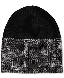 Timberland Men's Marled Colorblocked Beanie, Created for Macy's