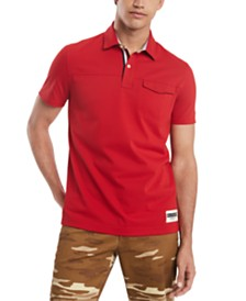 Tommy Hilfiger Men's Big & Tall James Polo Shirt, Created for Macy's