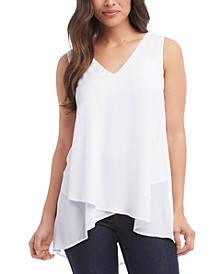 Strappy Crossover Top