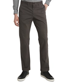 Tommy Hilfiger Men's Custom-Fit Chino Pants