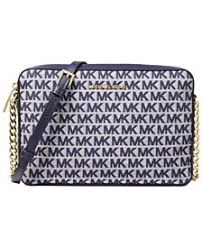 Jet Set Large East West Crossbody