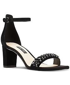 Nine West Perla Block-Heel Sandals