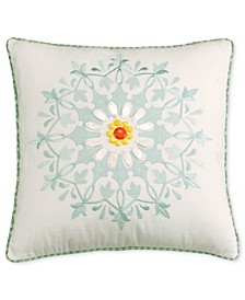 "Jaipur 18"" Square Decorative Pillow"