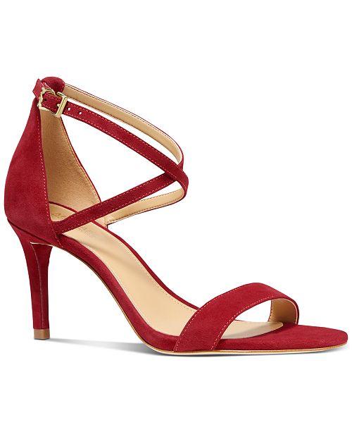 Michael Kors Ava Dress Sandals Reviews Heels Pumps