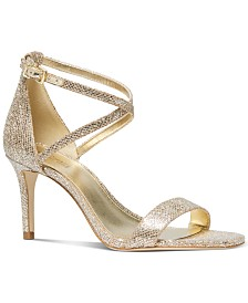 Michael Michael Kors Ava Evening Dress Sandals