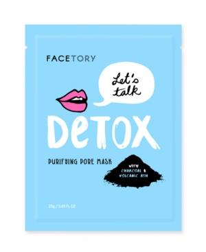 Let's Talk Detox Mask 5 Pack