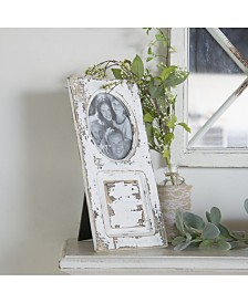 VIP Home & Garden Wood Tabletop Picture Frame