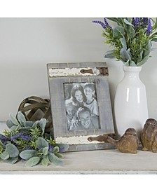 Wood Tabletop Picture Frame