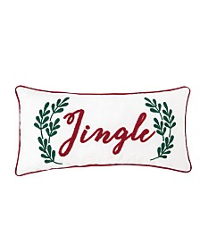 C&F Home Jingle Sprig Pillow