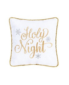 C&F Home Holy Night Pillow