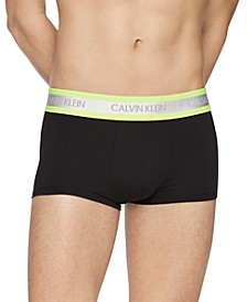 Men's Neon Low-Rise Trunks