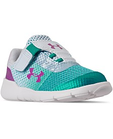 Under Armour Toddler Girls' Surge AC Running Sneakers from Finish Line