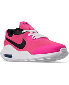 Big Girls' Oketo Air Max Casual Sneakers from Finish Line