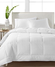 White Down 400-Thread Count Medium Weight Comforter Collection, Created For Macy's