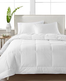 CLOSEOUT! White Down 400-Thread Count Medium Weight Comforter Collection, Created for Macy's