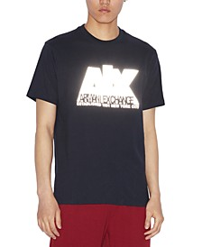 Men's Cutout Logo T-Shirt