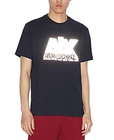Men's Cutout Logo T-Shirt