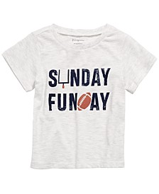 Toddler Boys Sunday-Print T-Shirt, Created for Macy's