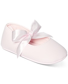 Baby Girls Ribbon Ballerina Flat, Created for Macy's