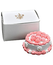 """Bakery Collection 18"""" Doll Party Cake"""