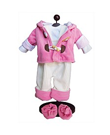 """15"""" Baby Doll Clothes 5 Piece"""