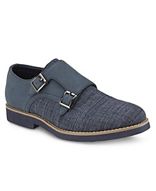 Men's The Donnegal Dress Shoe Monk Strap