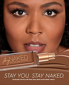 Stay Naked Collection