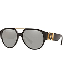 Sunglasses, Created for Macy's, VE4371 58