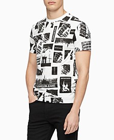 Men's NYC Photo-Print Graphic T-Shirt