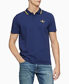 Men's Varsity Polo Shirt