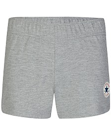 Converse Big Girls Patch Logo Shorts