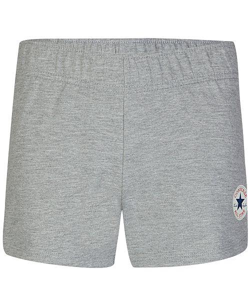 Converse Big Girls Patch Logo Shorts