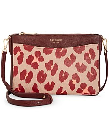 kate spade New York Margaux Leather Crossbody