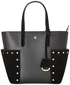 Smoother Leather Carlyle Tote