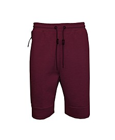 Tech Fleece Shorts with Heat Seal Side Zipper