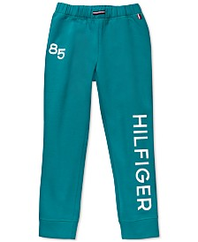 Tommy Hilfiger Big Girls Fleece Jogger Pants