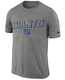 Men's New York Giants Legend Lift Reveal T-Shirt