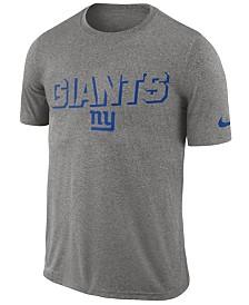 Nike Men's New York Giants Legend Lift Reveal T-Shirt