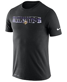 Men's Minnesota Vikings Dri-FIT Mezzo Tear T-Shirt