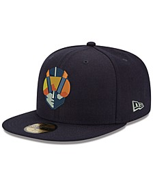 Las Vegas Aviators AC 59FIFTY Fitted Cap