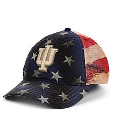 Indiana Hoosiers 4th Snapback Cap