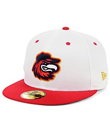 New Era Rochester Red Wings Retro Stars and Stripes 59FIFTY Cap