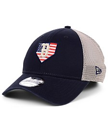 New Era Boston Red Sox Home Of The Brave 9FORTY Cap