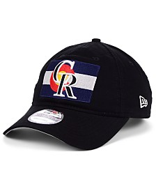 New Era Colorado Rockies Flag Fill 9TWENTY Cap