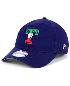 New Era Texas Rangers Flag 9TWENTY Cap