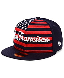 San Francisco Giants Retro Big Flag 59FIFTY Cap
